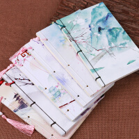 不如归去古风线装本子 中国风记事本子笔记本 古典复古文具日记本
