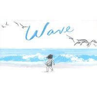 Wave 海浪(by Suzy Lee,精装) IBSN9780811859240