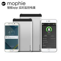 mophie powerstation通用型移动电源10000毫安手机充电宝智能App