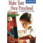 【预订】Make Your Own Preschool Games A Personalized Play And L
