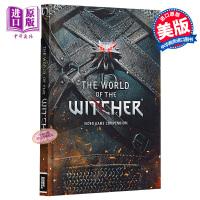 【中商原版】巫师的世界3 巫师3 游戏设定集游戏指南 英文原版  the World of the Witcher 官方授权原版完整版