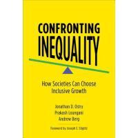 【预订】Confronting Inequality: How Societies Can Choose Inclus