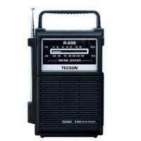 德生 R-206收音机调频/中波两波段收音机