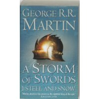 A Storm of Swords (A Song of Ice and Fire, Book 3) 冰雨的风暴1:钢