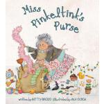 【预订】Miss Pinkeltink's Purse