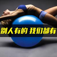 瑜伽球加厚防爆正品平衡球初学者孕妇专用助产减肥瘦身大球健身球