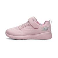 Skehers斯凯奇秋季新款女童运动鞋轻质透气网布休闲鞋