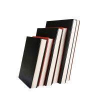 晨光文具 A4胶套本大笔记本加厚横线本学生用记事本软抄本大学生高中生用作业本办公用品