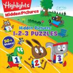 预订 Hidden Pictures(r) 1-2-3 Puzzles [ISBN:9781684376834]