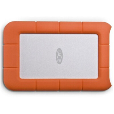 【全国大部分地区包邮哦!!】莱斯(LaCie)Rugged Mini 2t 2.5英寸 USB3.0 移动硬盘 2TB(9000298)