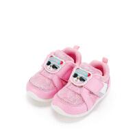 【秒杀价:59元】天美意童鞋女童学步鞋宝宝鞋婴幼童男孩