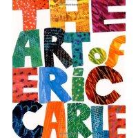 Art of Eric Carle(Hardcover) 艾瑞克卡尔的艺术(精装)ISBN9780399229374