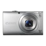 【当当自营】 Canon 佳能 Power Shot A4000 IS 数码相机 银色