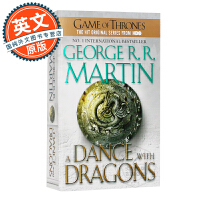 A Song of Ice and Fire 05. A Dance With Dragons 权力的游戏 卷五【英文