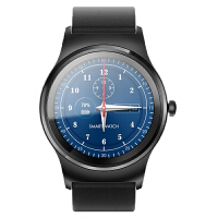 全触摸屏信息微信音乐播放动态心率监测蓝牙电话智能运动手环手表