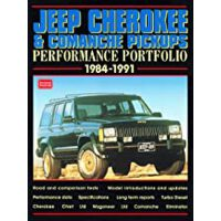 预订 Jeep Cherokee & Comanche Pickups 1984-91 Performance Por