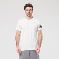 JOMA荷马男夏季圆领T恤运动舒适纯色透气短袖满200减40