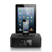 Philips/飞利浦 AJ7260D苹果音响iphone4/5s/6双插口音箱底座 正品