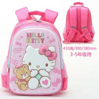 Hello Kitty女生幼儿园女童护脊书包宝宝3-5-6岁可爱双肩背包中班u00