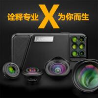 Liweek 苹果X苹果7plus手机镜头iPhone双摄像头7p特效广角增距8p手机壳8plus