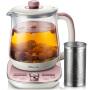 小熊(Bear)养生壶 全自动加厚玻璃多功能电热烧水壶花茶壶 YSH-A15E1
