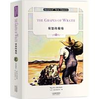 ��怒的葡萄:The Grapes of Wrath(英文朗�x版)
