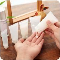 旅行便携乳液洗发水分装瓶 洗面奶化妆品分装软管低价
