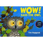 【预订】Wow! Said the Owl A Book About Colors