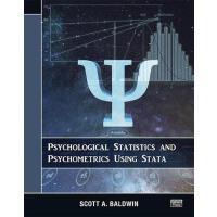 【预订】Psychological Statistics and Psychometrics Using Stata 9
