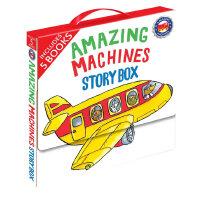 Amazing Machines Story Box神奇的机器(5本故事书套装)ISBN9780753472095