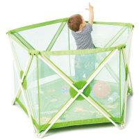 【当当自营】费雪(FisherPrice)玩具 宝宝游戏围栏 爬行垫护栏(含爬爬垫游戏垫 室内户外两用)F0314