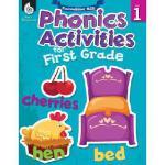 【预订】Foundational Skills: Phonics for First Grade