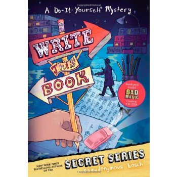 Write This Book: A Do-It-Yourself Mystery    ISBN:9780316207805