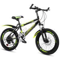 永久儿童自行车中大童男孩小学生8-10-12岁变速女孩18/20寸山地车