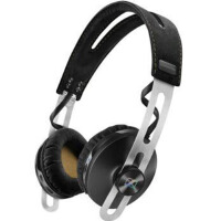 森海塞尔(Sennheiser)MOMENTUM On-Ear Wireless 贴耳式蓝牙无线耳机 主动降噪 黑色