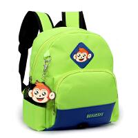 宝宝防走失迷你小背包1-3-6岁男女童双肩包2可爱幼儿园书包旅游包