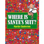 预订 Where Is Santa's Suit? [ISBN:9781921714979]