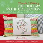 预订 Doodle Stitching: The Holiday Motif Collection: Embroide