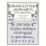 Swash Letter Alphabets (【按需印刷】)
