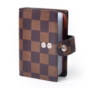 Yvonge韵歌男女款实用卡包PVC名片夹卡片包名片银行卡包*包