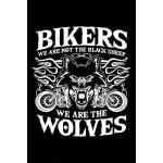 预订 Bikers - Wolves, Not Sheep: Notebook for Biker Biker Mot