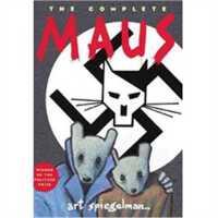 The Complete MAUS 我父亲的泣血史 我自己的受难史 漫画图书