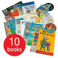 10本世界经典获奖英文绘本+10DVD 英文原版 More Time For a Story DVD套装10册 Gue