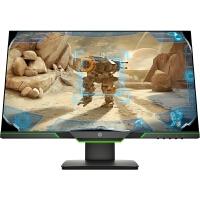 惠普(HP)27X 电脑显示屏144hz显示器27英寸吃鸡游戏电竞屏幕 升降旋转窄边框液晶屏 LED背光 FreeSy