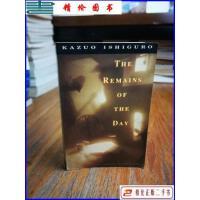 【二手9成新】The Remains of the Day