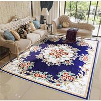 【支持礼品卡 限时冰点价】欧式复古风格客厅地毯卧室婚房床尾地垫吸水防滑茶几地毯可机洗