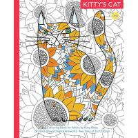预订 Kitty's Cat: Book One: Colouring Book for Adults: Twenty