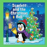 预订 Scarlett and the Christmas Bell (Personalized Books for