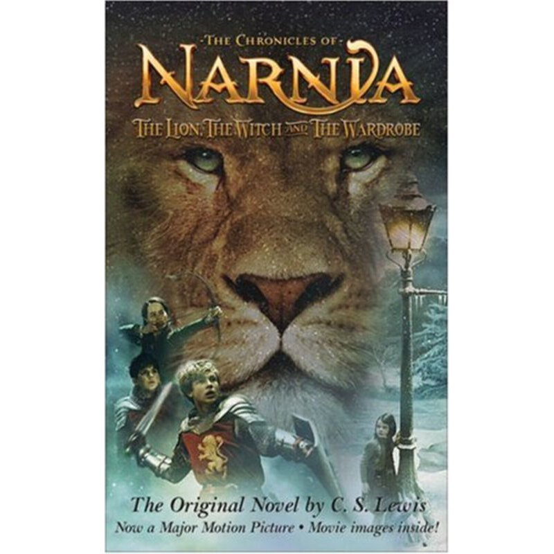 NARNDA THE LION.THE WITCH AND THE WARDROBE    ISBN:9780060765484