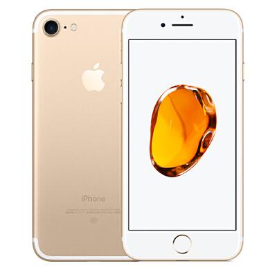 Apple iPhone 7 128G 金色 支持移动联通电信4G可使用礼品卡支付 国行正品 全国联保
